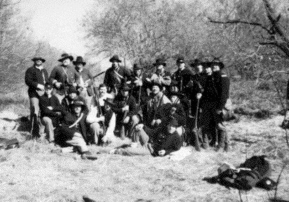 "66th Illinois Volunteer Infantry - ""The Squirrel Tail Mess"" in Kentucky"