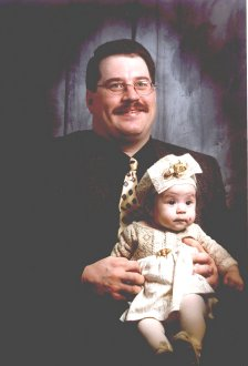 Daddy and Janis 12/4/1999